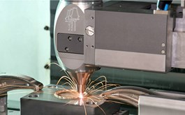 Hybrid technology combines 3D printing and machining
